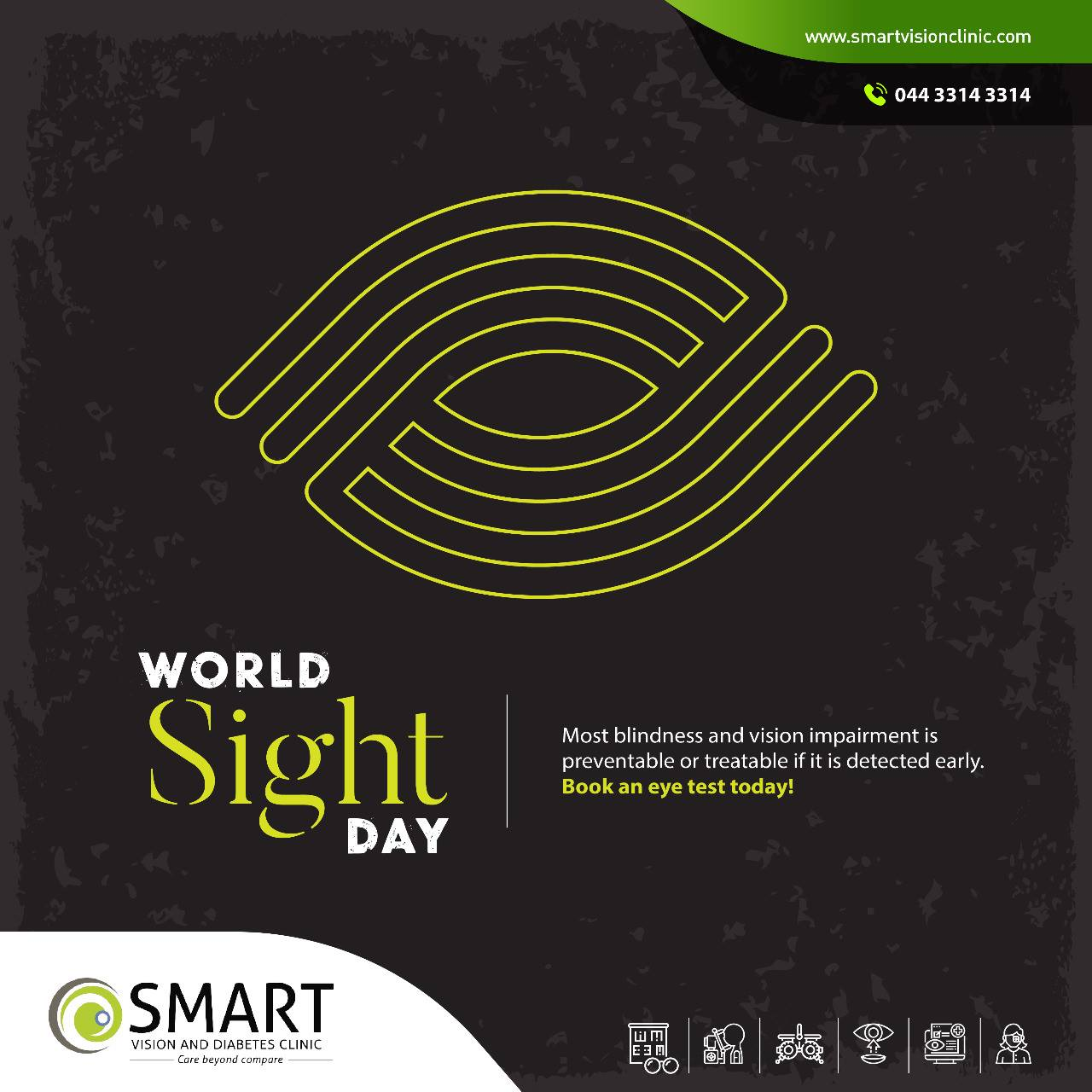 World sight day 2018 | SMARTVISIONCLINIC